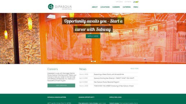 DiPasqua Enterprises, Inc.