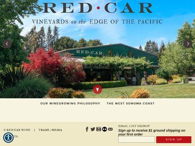 Red Car Wine