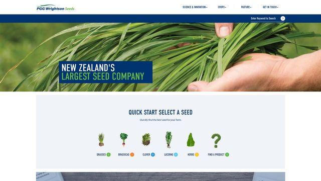 PGG Wrightson Seeds Ltd.