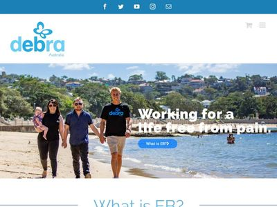 DEBRA Australia Ltd