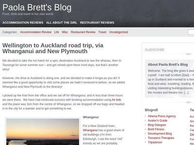 Paola Brett's Blog