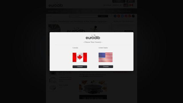 Eurodib Corp