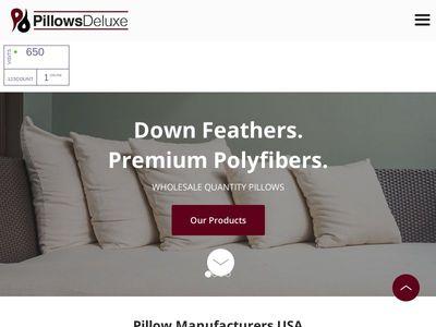 Pillows Deluxe