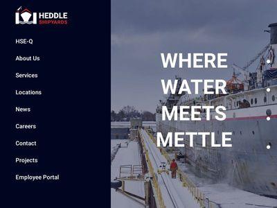 Heddle Shipyards (Heddle Marine Service Inc.)