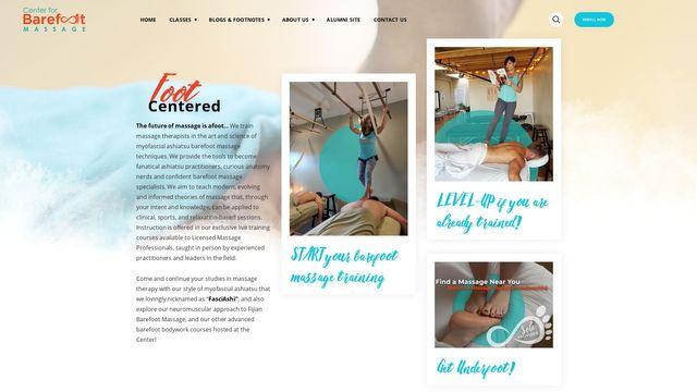 Center for Barefoot Massage, LLC
