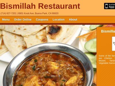 Bismillah Restaurant