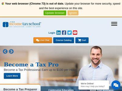 The Income Tax School, Inc.