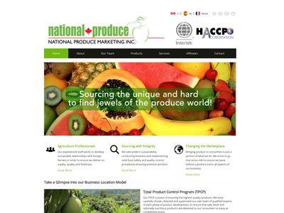 National Produce Marketing Inc.