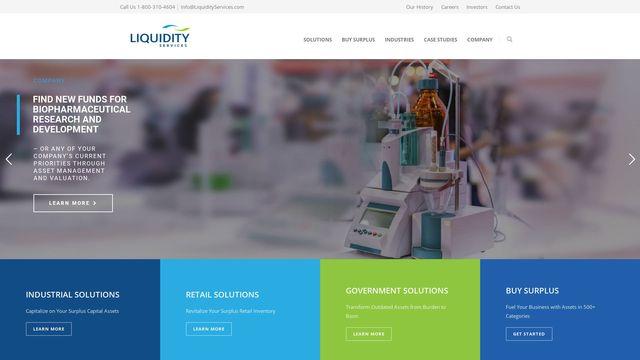 Liquidity Services, Inc.