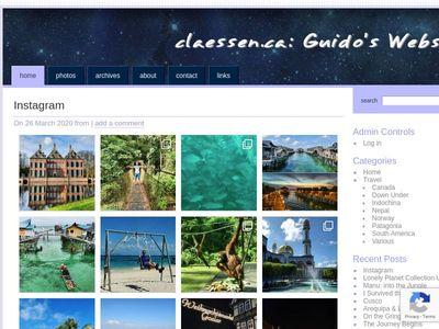 claessen.ca: Guido's Website