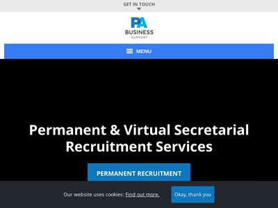PA Business Support Ltd