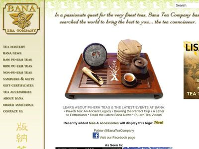 Bana Tea Company
