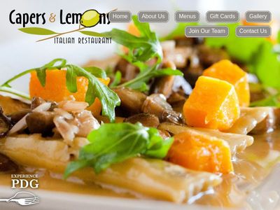 Capers & Lemons