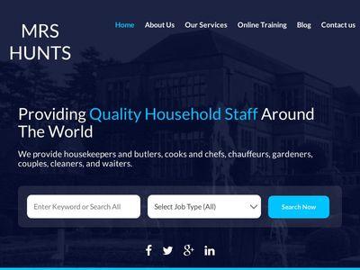 Hunts & Top Notch Global LTD