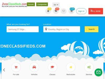 Zoneclassifieds.com