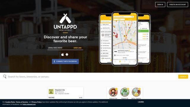 Untappd, Inc.