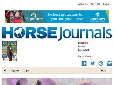 HORSE JOURNALS JOURNALS INC.