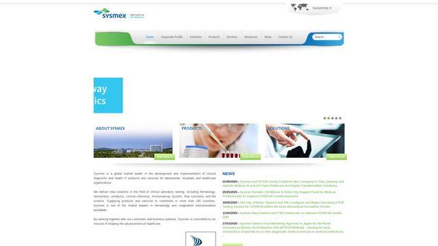 Sysmex Asia Pacific Pte Ltd