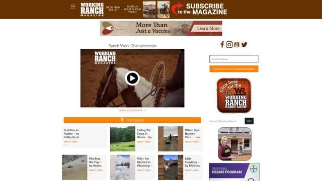Workingranchmag.com