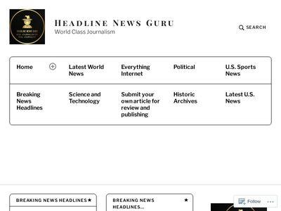 Headline News Guru