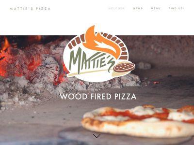 Mattie's Pizza