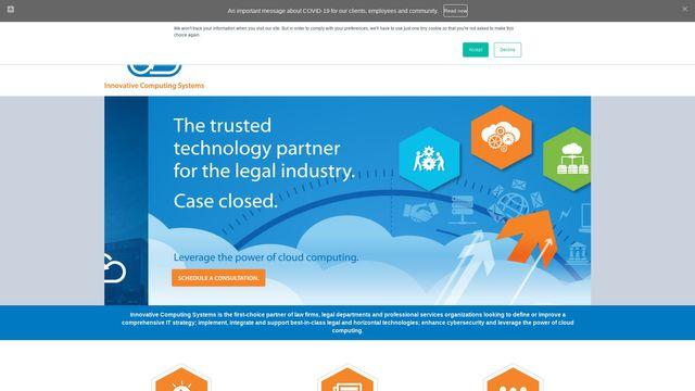 Innovative Computing Systems, Inc.