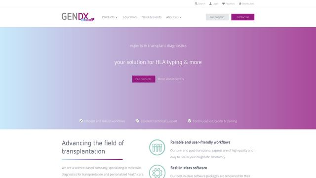 GenDx Products Inc.
