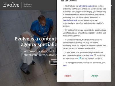 Evolve Healthcare Marketing