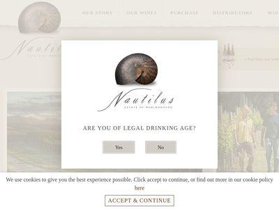 Nautilus Estate Wines Limited