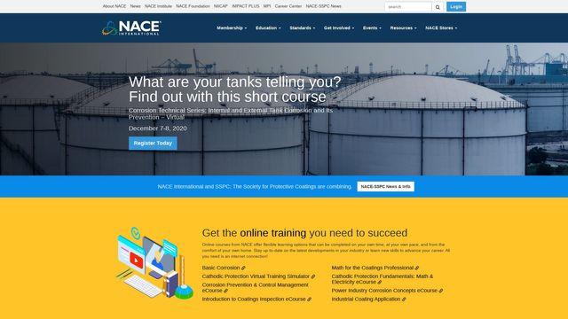 NACE International Institute Business Services, LLC.