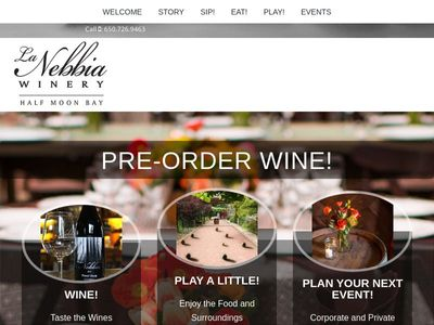 La Nebbia Winery Inc.