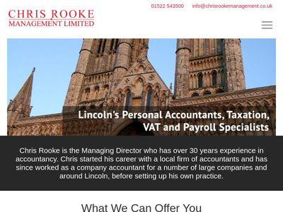Chris Rooke Management Ltd