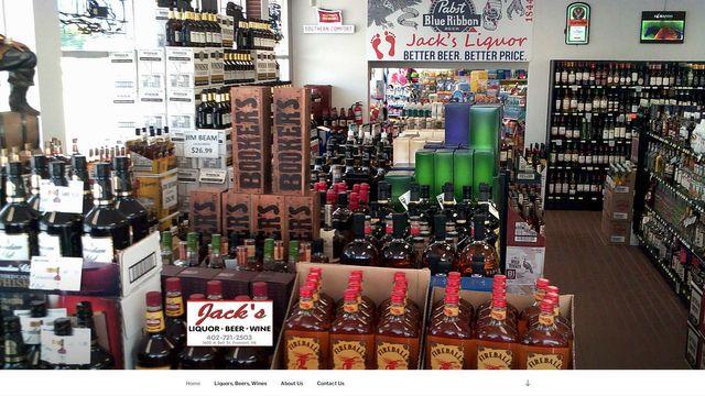 Jack's Liquor