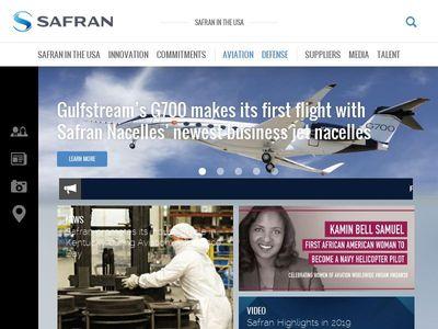 Safran Electronics & Defense, Avionics USA, LLC.