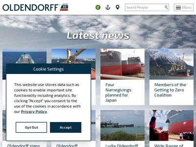 OLDENDORFF CARRIERS GmbH & Co. KG.