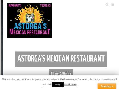 Astorga's Mexican Restaurant