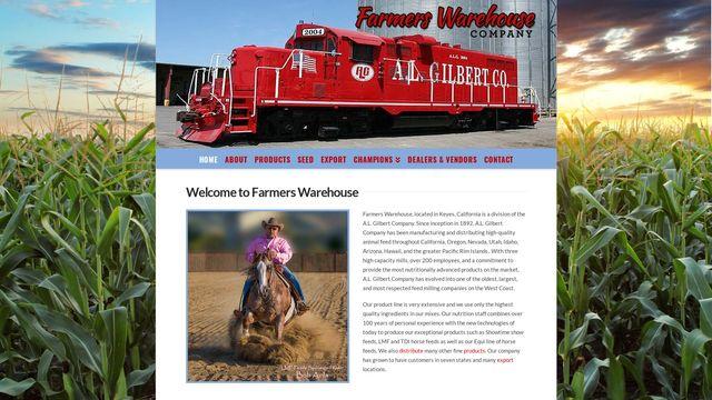 Farmers Warehouse Company