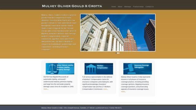 Mulvey Oliver Gould & Crotta