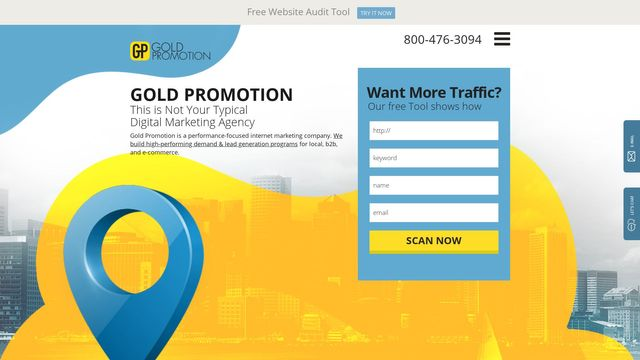 Gold Promotion, Inc.