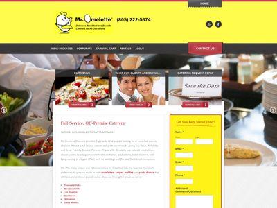 Mr. Omelette(r) Caterers