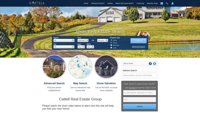 Cattell Real Estate Group, Inc.