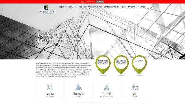 RiverRock Real Estate Group, Inc.