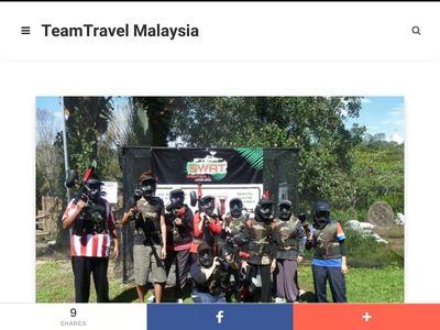 TeamTravel.My - Rancang Percutian Anda Dengan TeamTravel