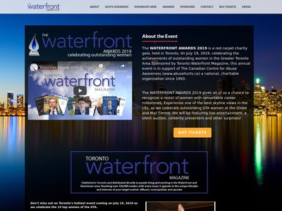 The Waterfront Awards