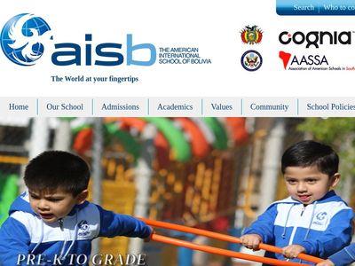 The American International School of Bolivia
