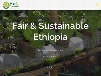 Fair And Sustainable Ethiopia