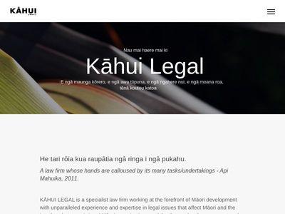 Kahui Legal