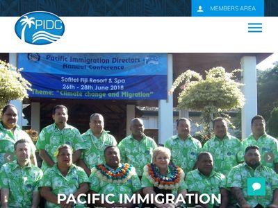 Pacific Immigration Development Community