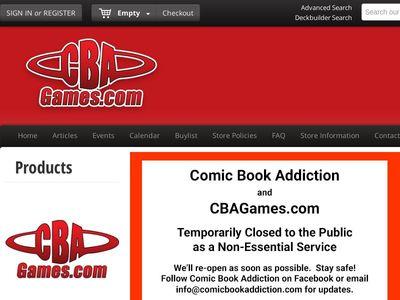 CBAGames.com
