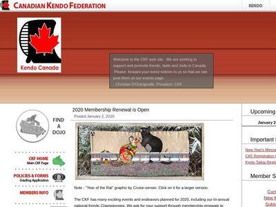 Canadian Kendo Federation
